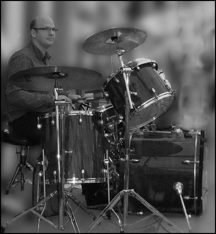 Drumlessen bij Alain Syx